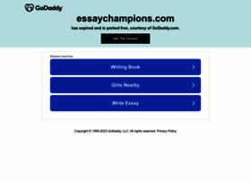 essaychampions.com