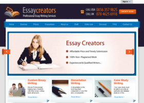 essaycreators.com