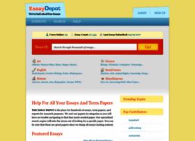 essaydepot.com