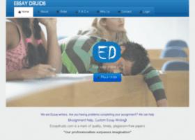 essaydruids.com