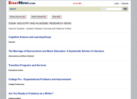 essaynews.com