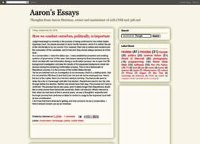 essays.ajs.com
