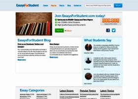 essaysforstudent.com