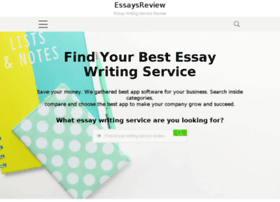 essaysreview.org