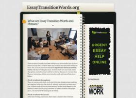 essaytransitionwords.org