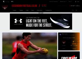 Essendonfc.com.au