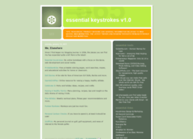 essential-keystrokes.blogspot.fr