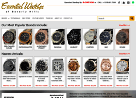 essential-watches.com