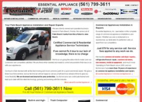 essentialappliance.com