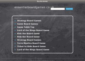 essentialboardgames.co.uk