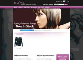 essentialclothing.co.uk