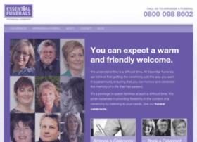 essentialfunerals.co.uk