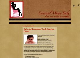 essentialmamababy.blogspot.com