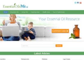 essentialoilspedia.com