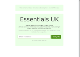 essentials.co.uk