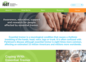 essentialtremor.org