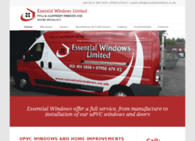 essentialwindows.co.uk