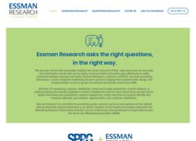 essmanresearch.com