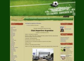 estadioscordobeses.blogspot.com