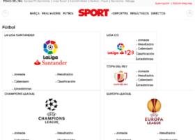 estadisticas.sport.es