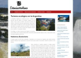 estanciacerroblanco.com.ar