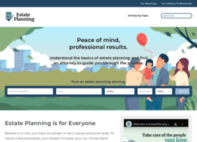 estateplanning.com