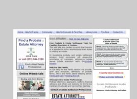estatesettlement.com