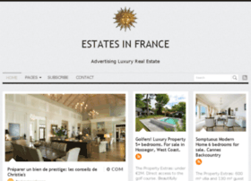 estatesinfrance.com