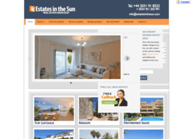 estatesinthesun.com