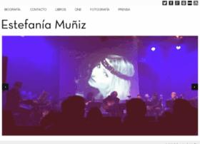 estefaniamuniz.com
