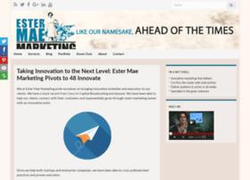 estermaemarketing.com
