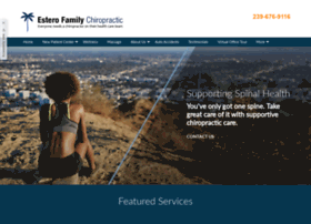 esterofamilychiropractic.com