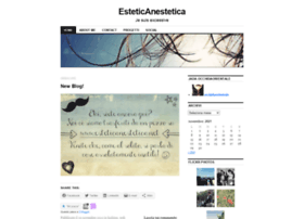 esteticaanestetica.wordpress.com