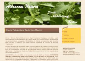 esteviaenmexico.com.mx