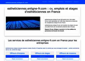 estheticiennes.enligne-fr.com