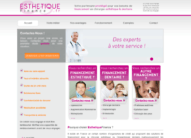 esthetique-finance.fr