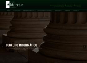 estudioalderete.com