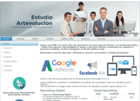 estudioartevolucion.com.ar