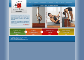 estudiopaulistadepilates.com.br