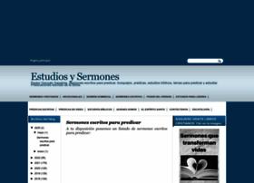 estudiosysermones.com