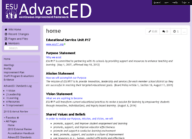 esu17advanced.wikispaces.com