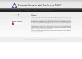 eswc-conferences.org