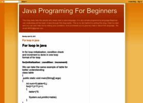 esyjavaprogrammingforbeginners.blogspot.in