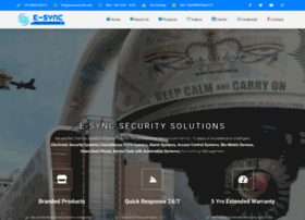 esyncsecurity.com