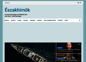 eszakhirnok.com