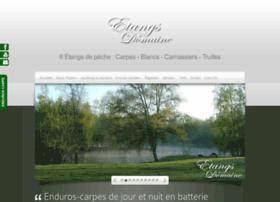 etangs-du-domaine.fr