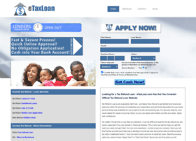 etaxloan.com