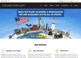 etaxservice.com