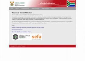 etenders.gov.za