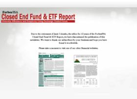 etfinvestornewsletter.com